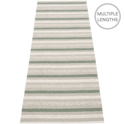Pappelina Grace Runner - Warm Grey - 70 x 200 cm