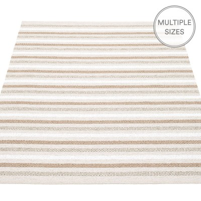 Pappelina Grace Large Rug - Fossil Grey - 180 x 260 cm