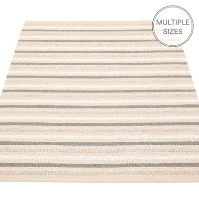 Pappelina Grace Large Rug - Cream - 180 x 260 cm
