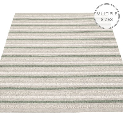 Pappelina Grace Large Rug - Warm Grey