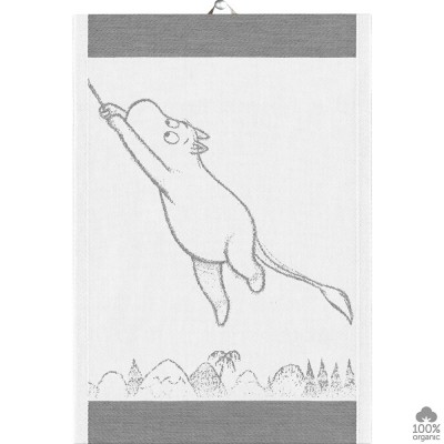 Ekelund Help Moomin Kitchen Towel
