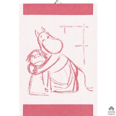 Ekelund Generous Moomin Kitchen Towel