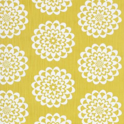 Scandinavian Fabric - Spira Lycke Yellow