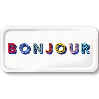 Asta Barrington Bonjour Slim Tray By Jamida