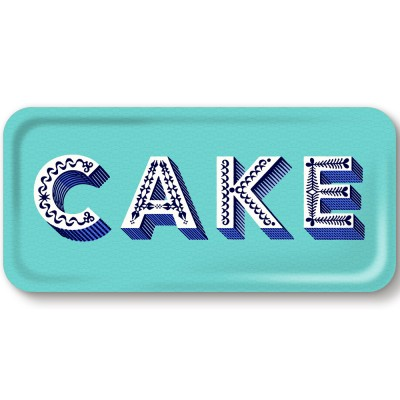 Asta Barrington Cake Slim Tray By Jamida
