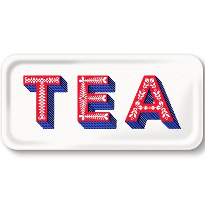 Asta Barrington Tea Slim Tray By Jamida