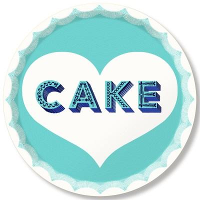 Asta Barrington Cake Round Tray By Jamida
