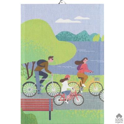 Ekelund Biking Kitchen Towel