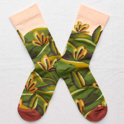 Bonne Maison Socks - Cypress