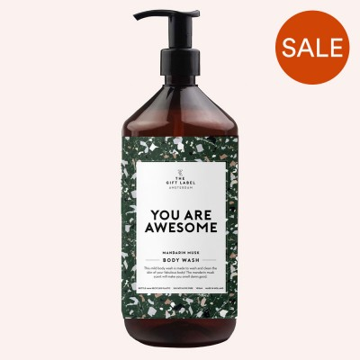 You Are Awesome Body Wash - The Gift Label
