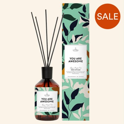 You Are Awesome Reed Diffuser - The Gift Label