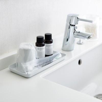 Yamazaki Tower Bathroom Tray - Large