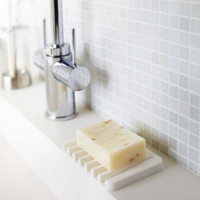 Yamazaki Flow Self Draining Soap Dish