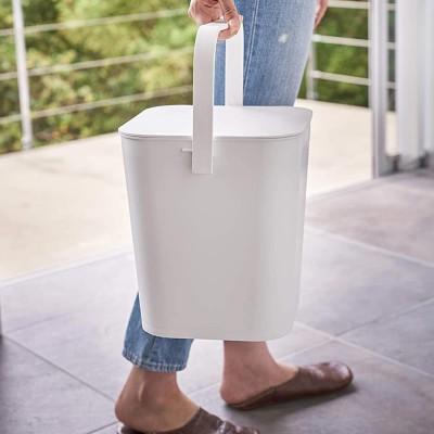 Yamazaki Lidded Storage Bucket