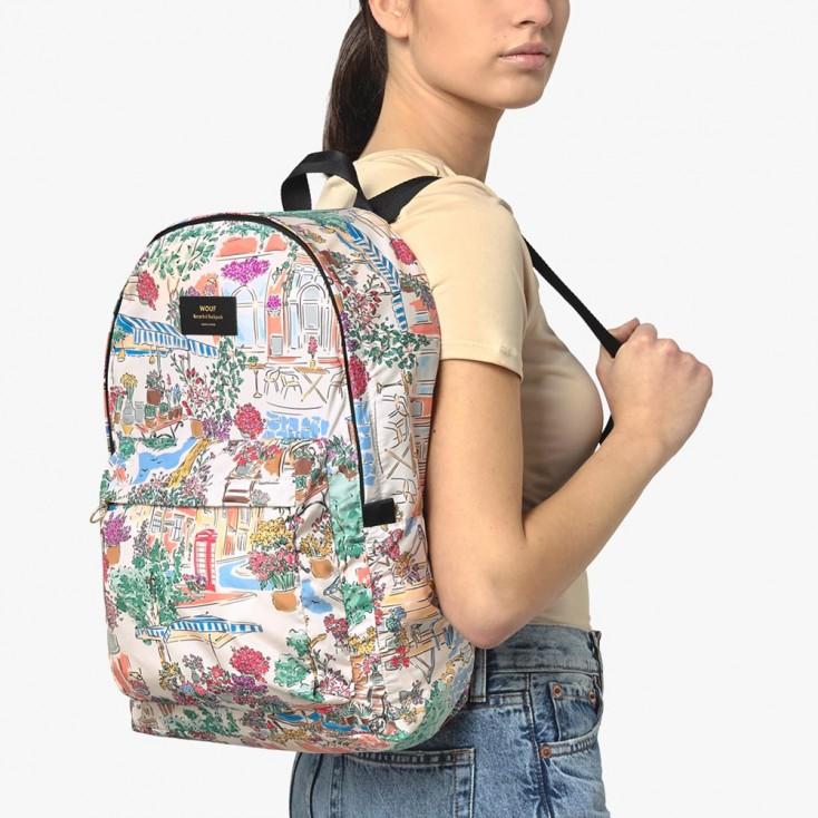 Wouf Market Foldable Backpack