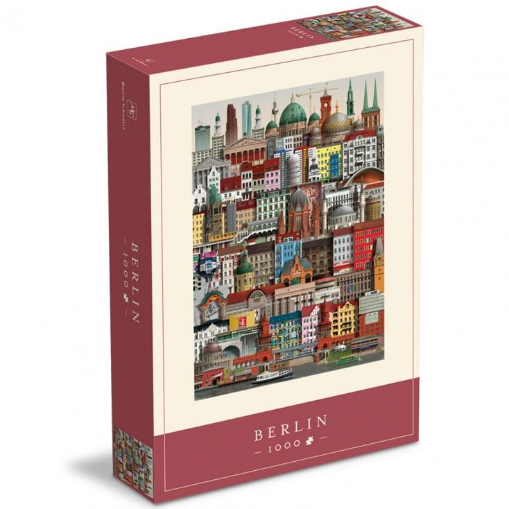 Berlin Jigsaw Puzzle 1000 Piece