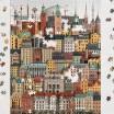 Stockholm Jigsaw Puzzle 1000 Piece