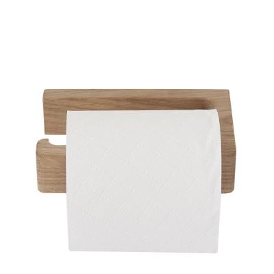 Andersen Oak Toilet Roll Holder
