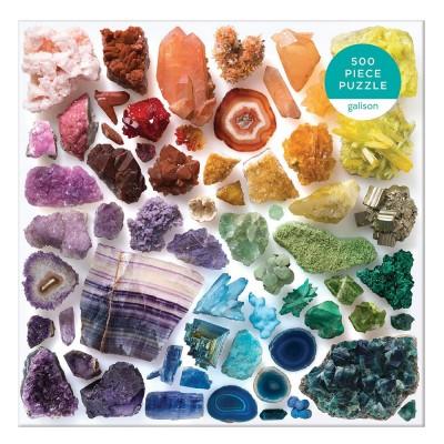 Crystals 500 Piece Puzzle