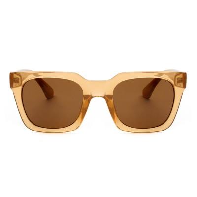 A.Kjaerbede Sunglasses - Nancy Light Brown Transparent