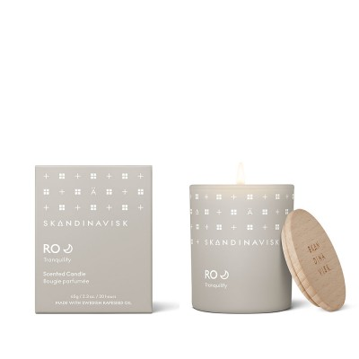Skandinavisk Mini Scented Candle - Ro (Tranquility)