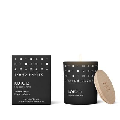 Skandinavisk Mini Scented Candle - Koto (Cosy Home)
