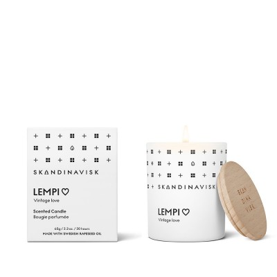 Skandinavisk Mini Scented Candle - Lempi (Love)