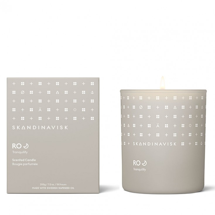 Skandinavisk Ro Scented Candle (Tranquility)