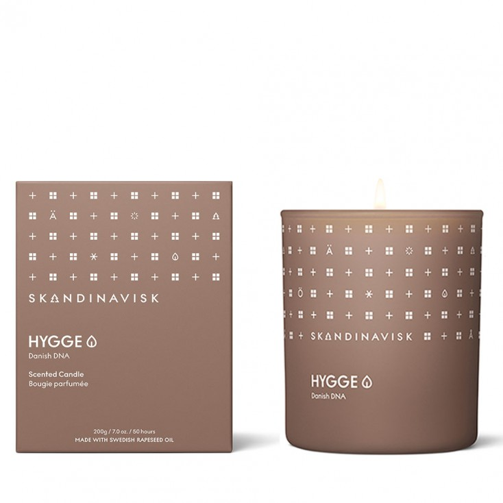 Skandinavisk Hygge Scented Candle (Cosiness)