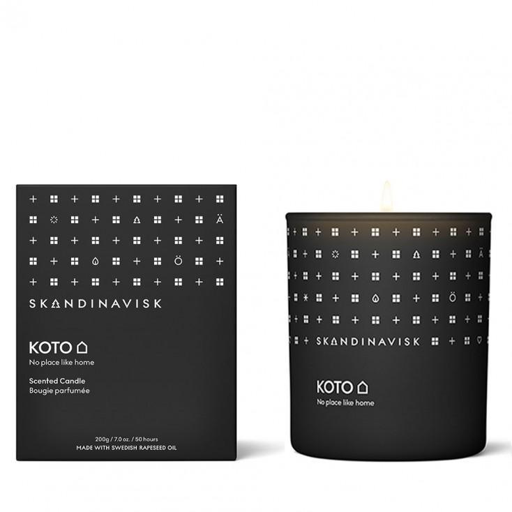 Skandinavisk Koto Scented Candle (Home)