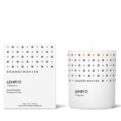 Skandinavisk Lempi Scented Candle (Love)