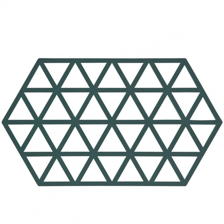 Zone Denmark Large Triangle Trivet - Cactus