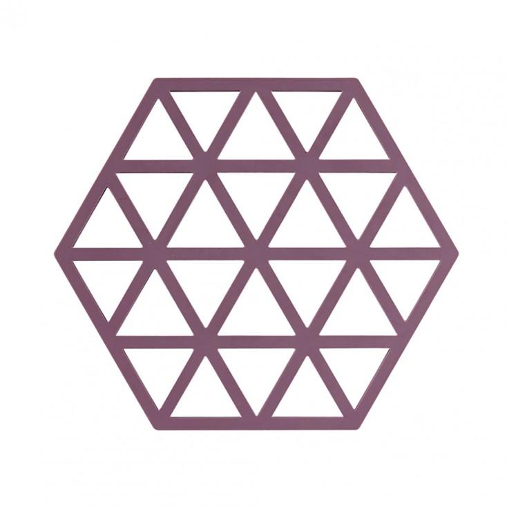Zone Denmark Triangle Trivet - Beetroot
