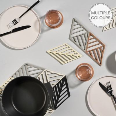 Zone Denmark Leaf Trivet Collection