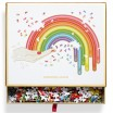 Jonathan Adler Rainbow Hand 750 Piece Shaped Puzzle