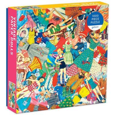 Vintage Paper Dolls 1000 Piece Puzzle