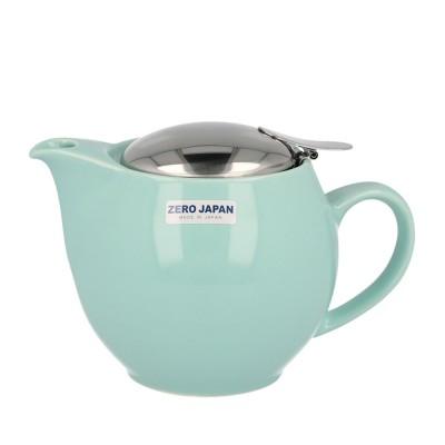 Zero Japan Teapot 450ml - Aqua Mist