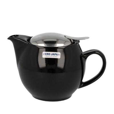 Zero Japan Teapot 450ml - Black