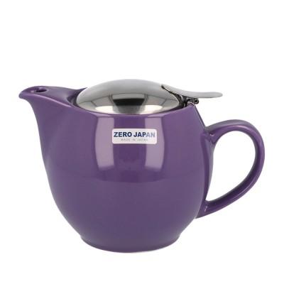 Zero Japan Teapot 450ml - Eggplant