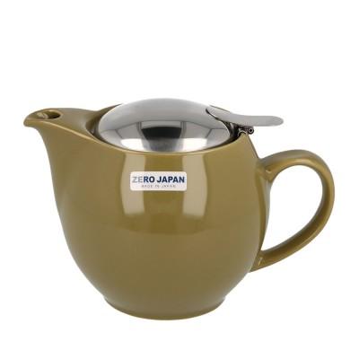 Zero Japan Teapot 450ml - Khaki