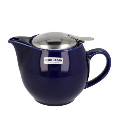 Zero Japan Teapot 450ml - Marine Blue