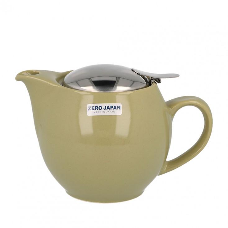 Zero Japan Teapot 450ml - Olive
