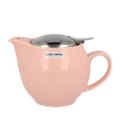 Zero Japan Teapot 450ml - Pink