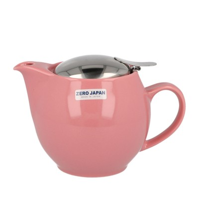 Zero Japan Teapot 450ml - Rose