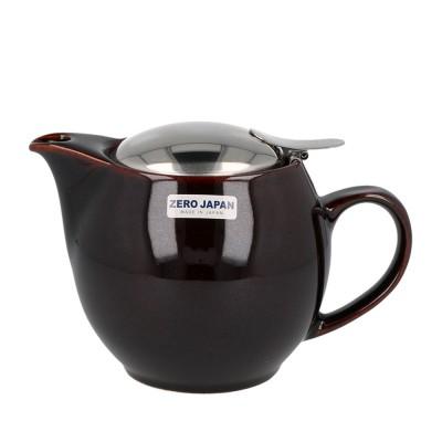 Zero Japan Teapot 450ml - Antique Brown