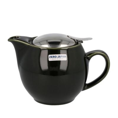 Zero Japan Teapot 450ml - Antique Green