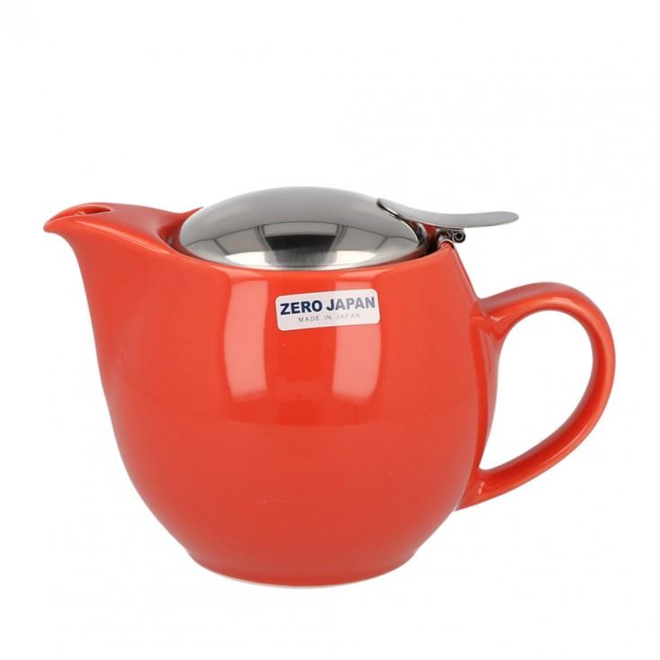 Zero Japan Teapot 450ml - Carrot