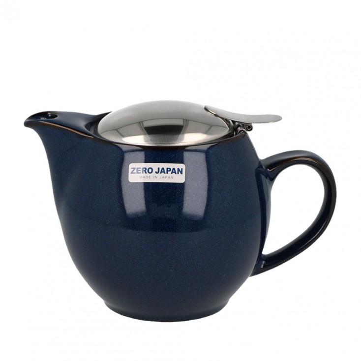 Zero Japan Teapot 450ml - Jeans Blue