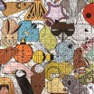 Charley Harper Beguiled By The Wild Jigsaw