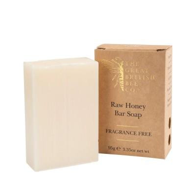 Raw Honey Soap Bar - Fragrance Free